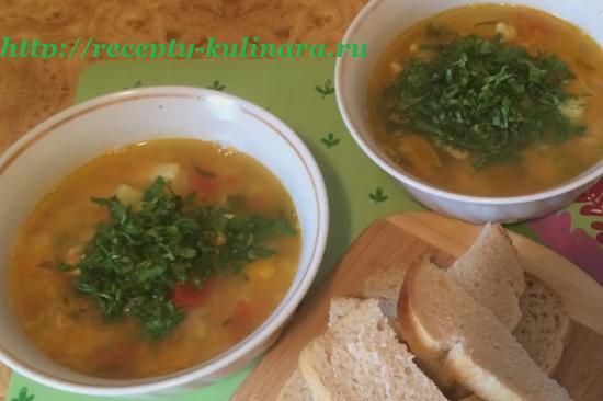 постные супы — 7 рецептов с фото и видео