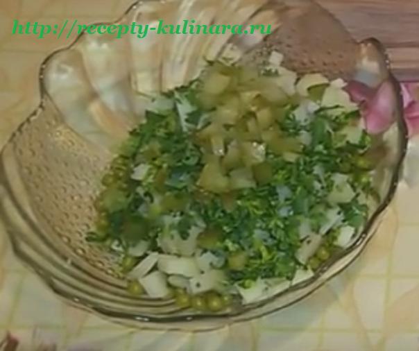 postnye salaty