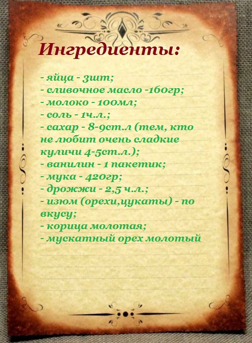 Куличи Пасхальные, 6 рецептов самых вкусных куличей на Пасху