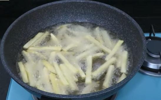 картошка фри в домашних условиях