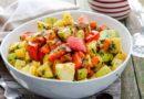 Овощное рагу с картошкой и капустой — 6 пошаговых рецептов