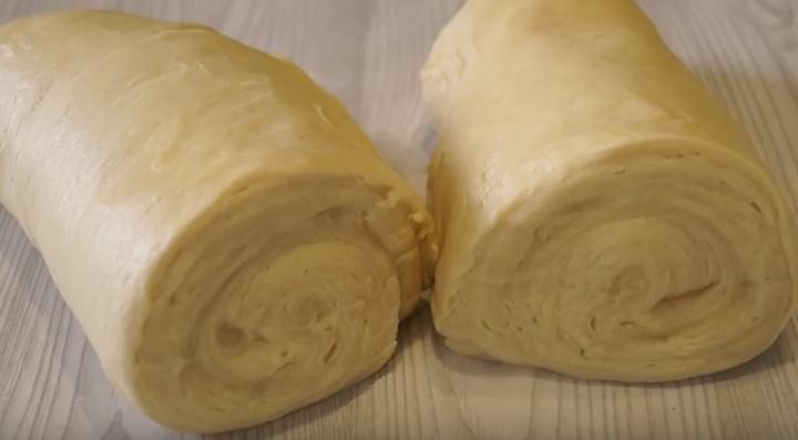 Домашнее слоеное тесто - рецепт пошаговый с фото
