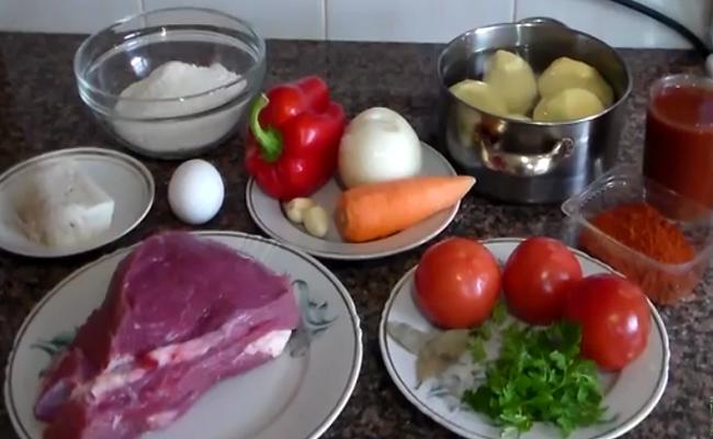 Гуляш по-венгерски из говядины – классический рецепт