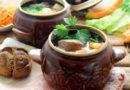 Мясо в горшочках с картошкой: рецепты приготовления в духовке