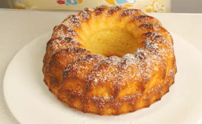 Творожный кекс в духовке — самые вкусные рецепты