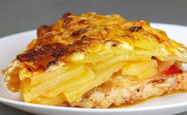 Картошка с мясом в духовке: пошаговые рецепты приготовления