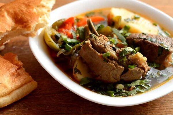 Суп шурпа из баранины. Классические рецепты приготовления в домашних условиях