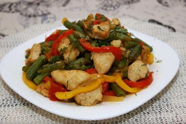 Блюда из стручковой фасоли — 6 простых и вкусных рецептов