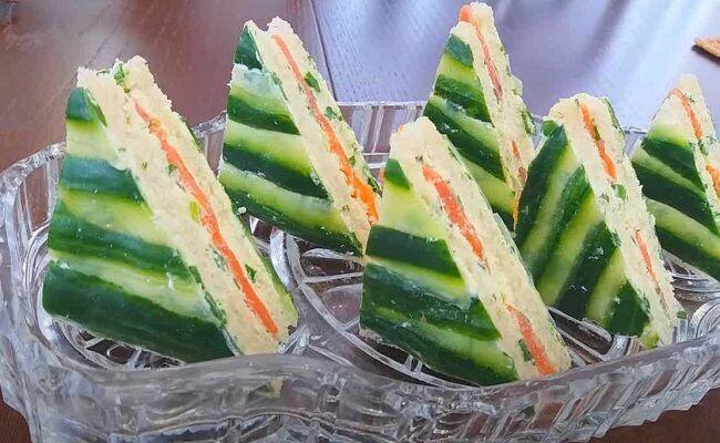 Бутерброды с красной рыбой на праздничный стол — простые и вкусные рецепты